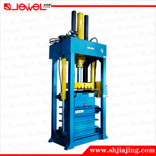 Textile waste recycling SecondHand Clothes Baling Machine