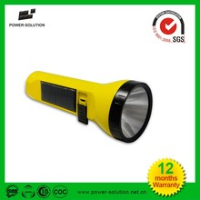 Affordable and durable solar led torch led emergency reading flash light