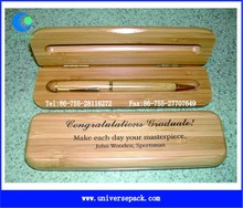 Luxury lacqure wood made pencil box