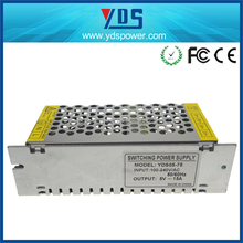 High Quality Switching Power Supply 5V 15A 75W For High Precision CNC Machine