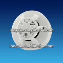 NEWEST DC9V Battery Operated Smoke Detector/CE & RoHS Marks