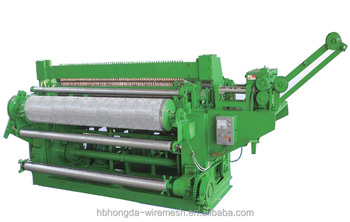 welded wire mesh machine with low price