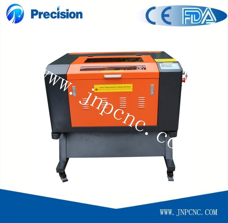 Hot sale 40w acrylic co2 laser cutting machine for A4 <strong>paper</strong> with high precision