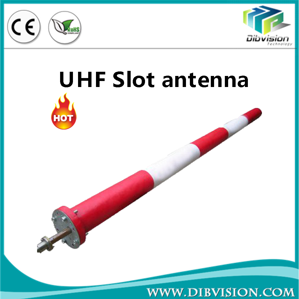 Horizontal or Vertical UHF 8 SLOTS ANTENNA for digital tv transmitter