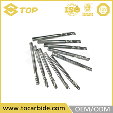 Brand new square hole drill bit, carbide end mill 12.7mm, carbide end mill bull cutter