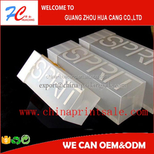 New product 3x3 pvc box Manufacturer/pvc box with handle