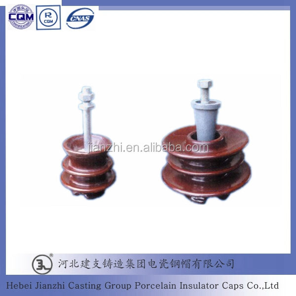 ANSI hot sell low price high voltage porcelain electrical pin type insulator