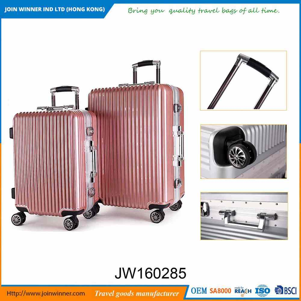 2017 Most Popular Leopard Hard Case Luggage Hot Sale On Line