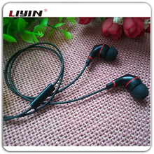 New products 2017 free samples mobile sport earphone & headphone, in ear earphones for mobile