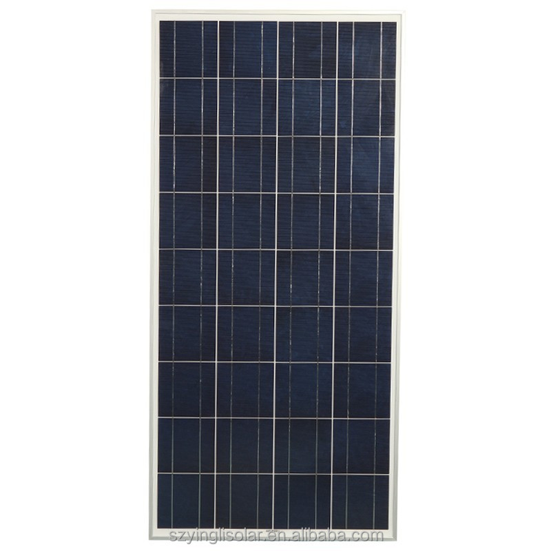Factory High efficiency 80 watt polycrystalline solar panel for solar street light