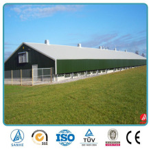 High-quality Good-price Prefab Steel Structure Buildings for Animal Shed/House