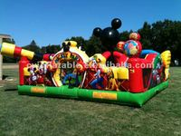 mickey mouse playground inflatable,mickey mouse inflatable bouncer