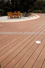 Outdoor Strand Woven Decking
