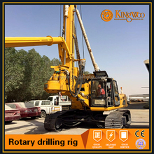 Construction use mini bore pile drilling machine