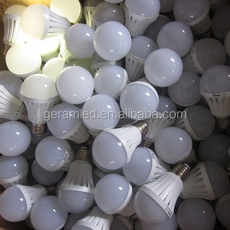 Cheapest High Quality 5W 7W 9W 12W E27 B22 Rechargeable LED Light Bulb