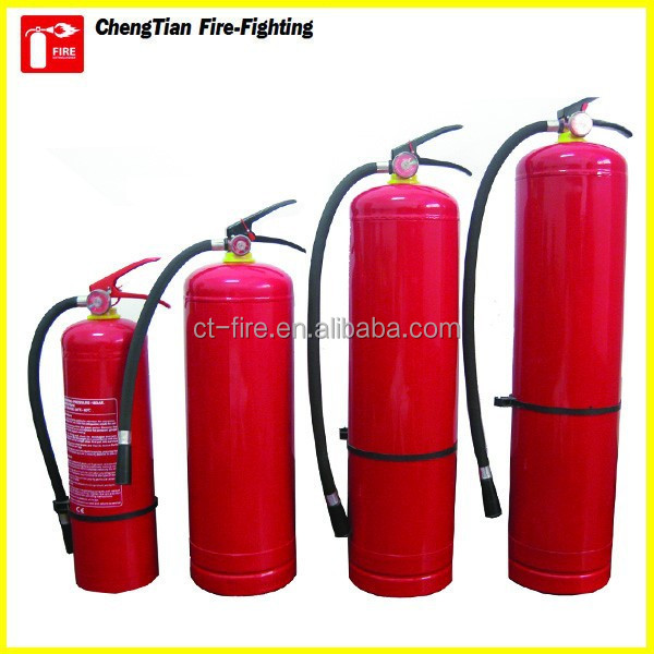 Red 2kg DCP Fire Extinguisher Cylinder ,extintor,fire fighting equipment