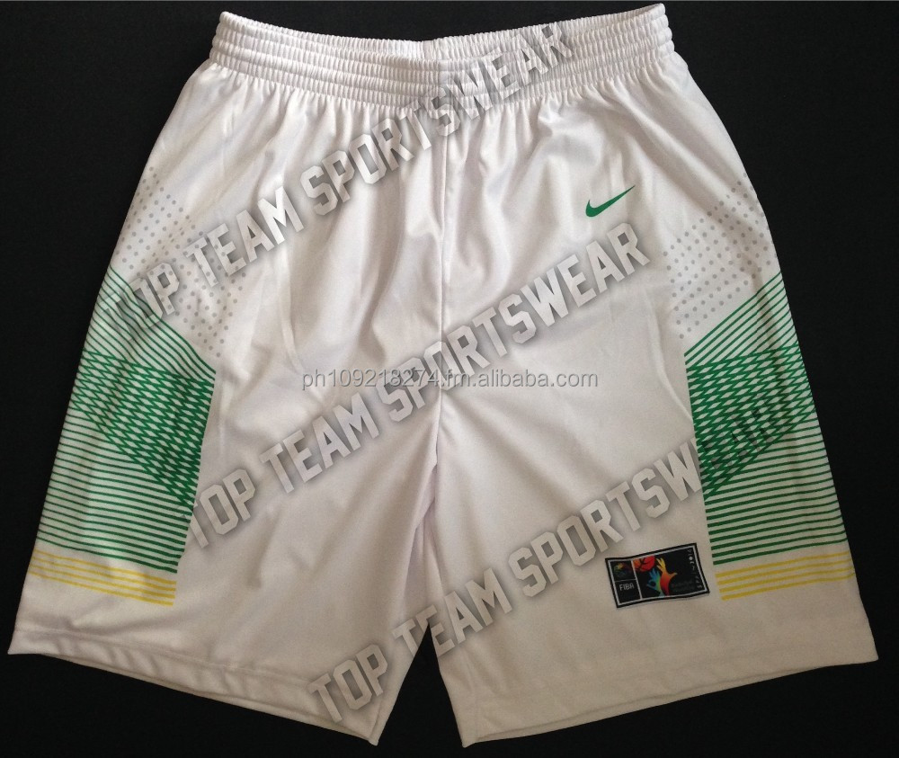 Basketball Jersey Shorts Uniforms