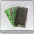 small colored zip lock bags with euro hole