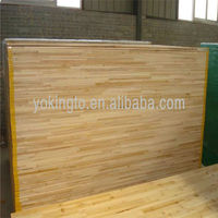 good quality and price Finger jointed boards