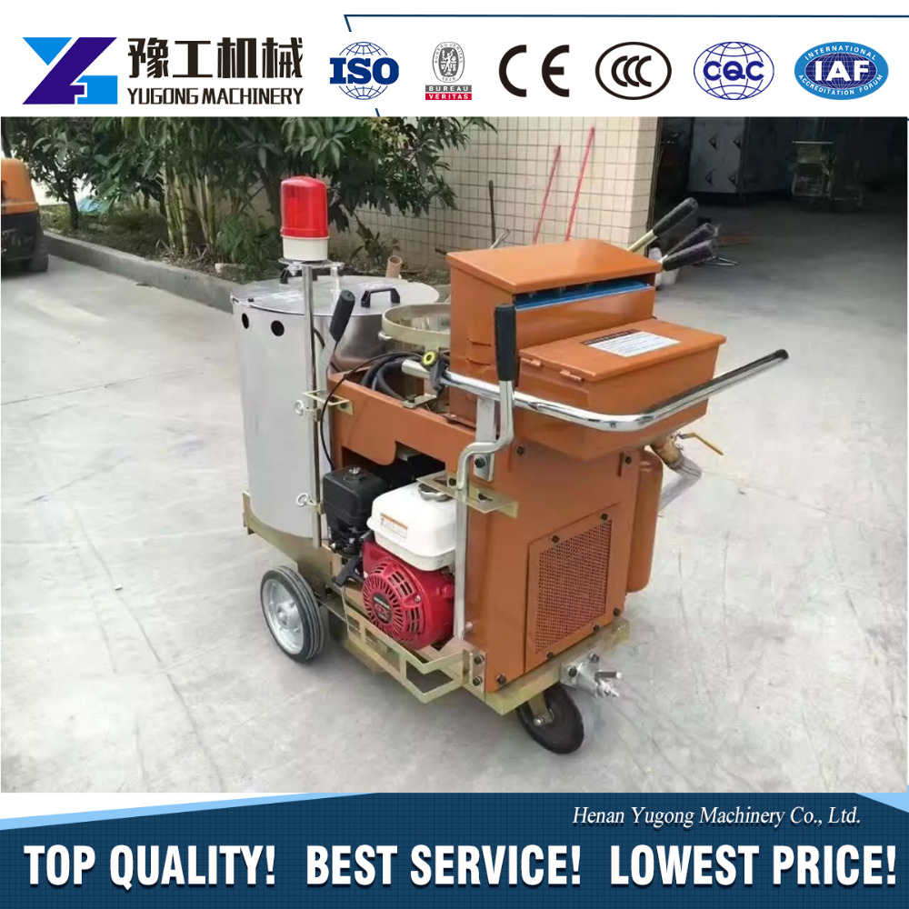 YG 2017 Newest most popular vehicle cold paint truck mounted road line marking machine quotation