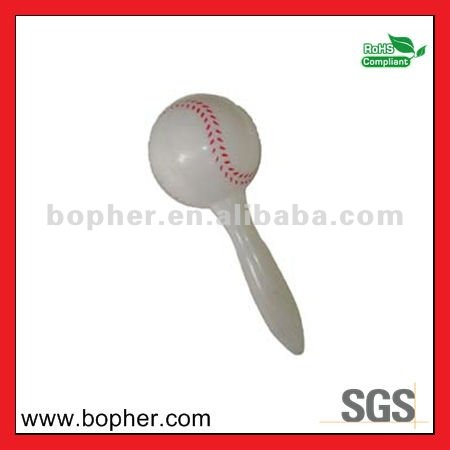 plastic hand bell clappers