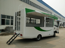 Jinbei mobile store food truck for sale