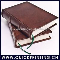 Soft Cover Pu Leather Notebook
