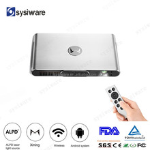 Home Theater Portable 3600 Lumens Min DLP Projector Full Hd Led