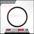 32mm depth 40mm width downhill 27.5 mtb rims for carbon mountain bike