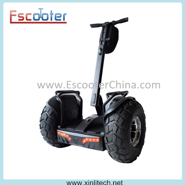 Newest big tire 2 Wheel powered electric smart drifting self balance scooter