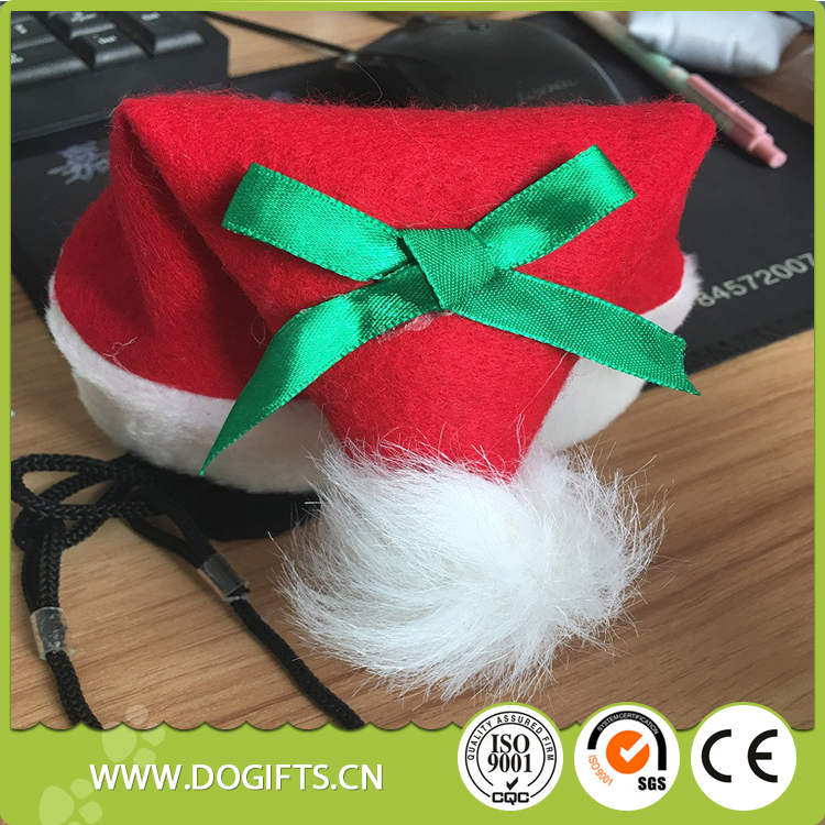 Trending Hot Products Pet Christmas Hat Decoration Christmas Dog Gifts Dogift041601
