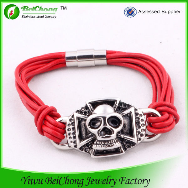 New Design Red Charm Loom Rubber Bands And Bracelet