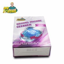 Antibacterial washing machine cleaner for household