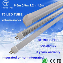 Aluminum 0.9m 13w smd3528 led xx animal video tube with ce rohs fcc