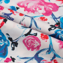 100% cotton fabric Floral Digital printed cotton poplin fabric