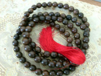 budhist Prayer Beads from agarwood