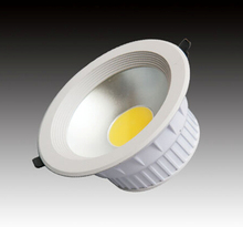 RZD Led Down LightsWith Driver Kit SAA Frosted 90mm Dimmable White CR>80
