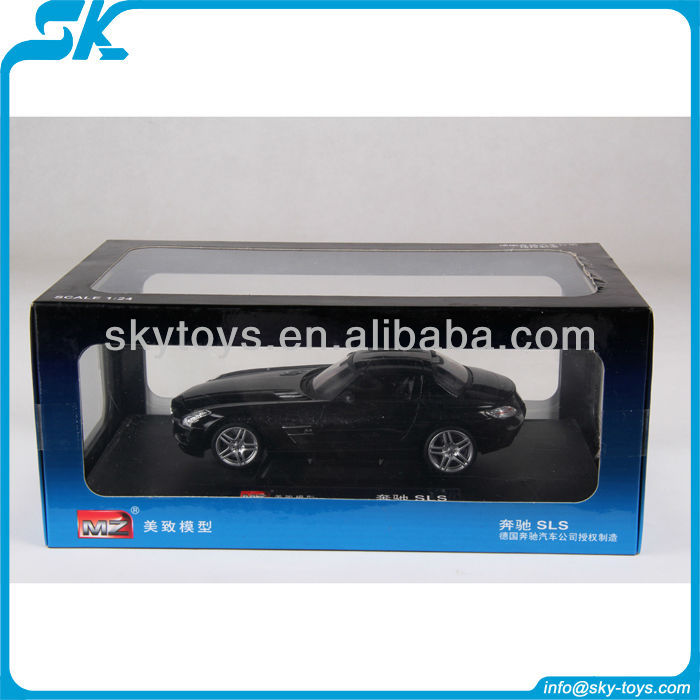 Popular miniature car model car mercedes