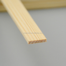 square Pine wood board/Solid wood piece 2*200mm