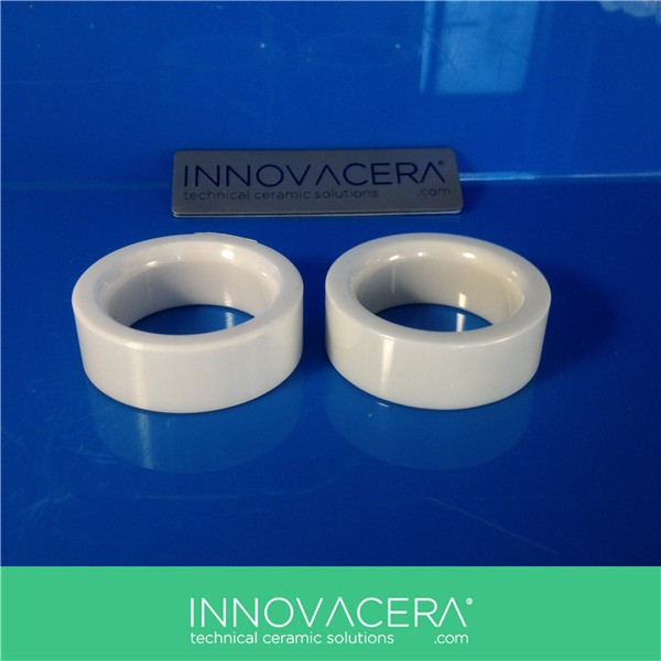 High Thermal Expansion Zirconia Ceramic Insulating Rings/INNOVACERA