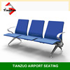 Top Quality PU Foam Aluminum Airport Chair/Salon Reception Chairs(T27-03)