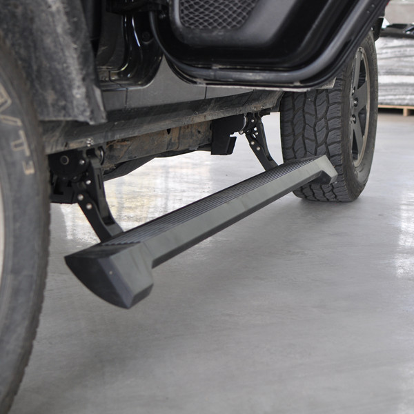 Wrangler Side Step For Jeep Wrangler Side Bar Automatic electric Best Price