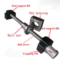Cold Rolled c7 ball screws all kinds of from taiwan with cheap price and looking for buyers