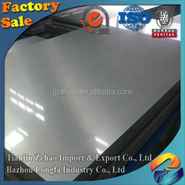GI Sheet SGCC Zehao Tianjin Manufacturer Galvanized Sheet Scrap / Steel Plate