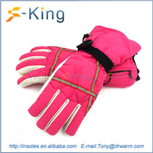 Rechargeable li-battery Heated gloves,enjoy the wonderful outdoor sports