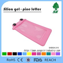 Waterproof Silicone Phone Bag IP-68 Grade 5 inch Swimming and Diving Phone Protector/Water proof phone cover