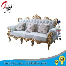 high quality used leather sofa