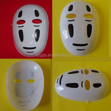 Japanese anime Spirited Away mask halloween ghost mask wholesale new PVC material mask for sale