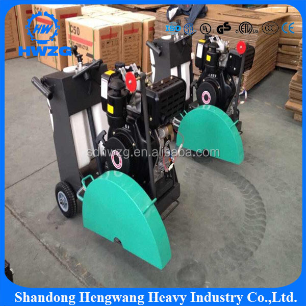 concretion saw cutter machine /road-surface cutting machine/asphalt saw cutting machine/road cutting saw machine