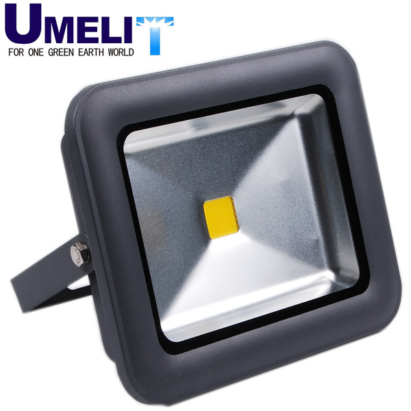 50W reflector led flood light for landscape highlighting